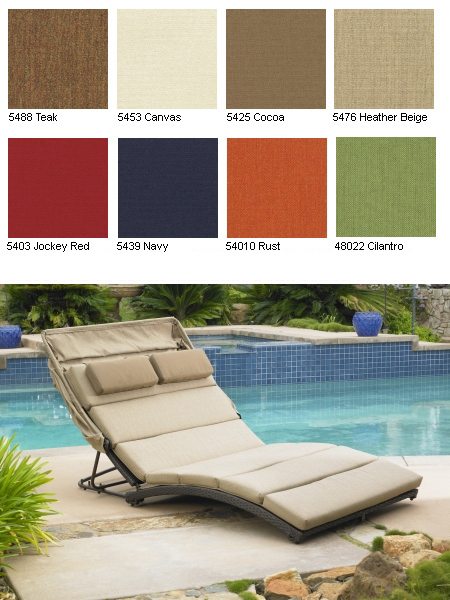 Oceanview Chaise Lounge Item No 655598 65593