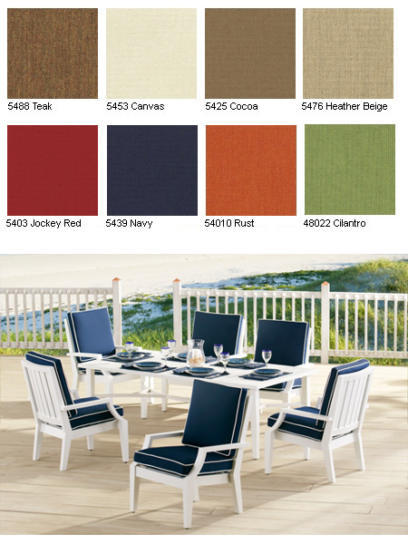 Seaview 7 Piece Dining Set Item No 764790